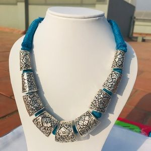 Jewelry - Heavy Tribal Rope Necklace